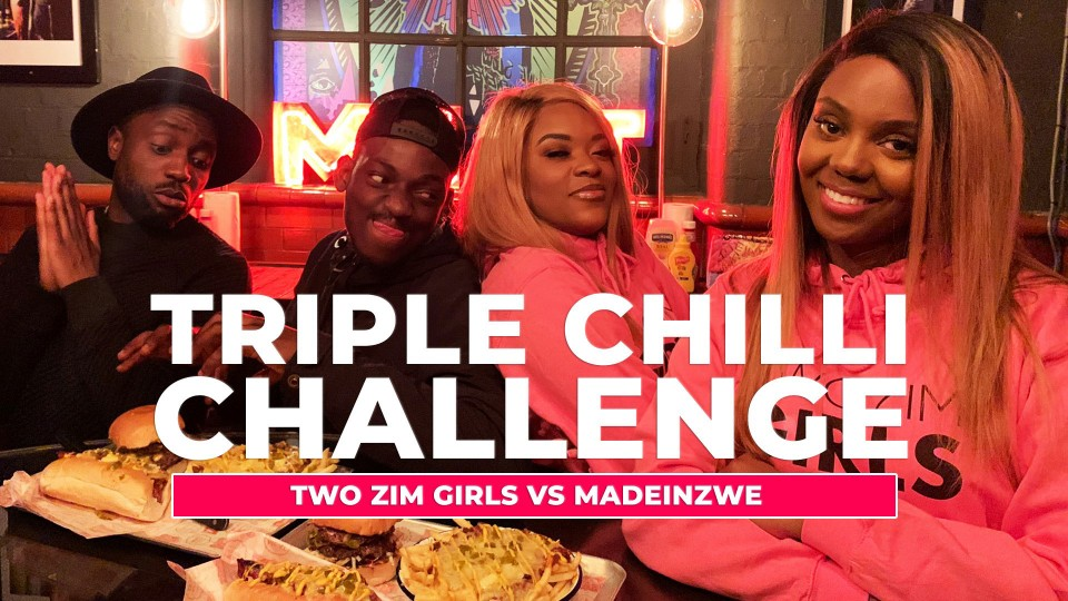 Two Zim Girls VS MADE IN ZWE
